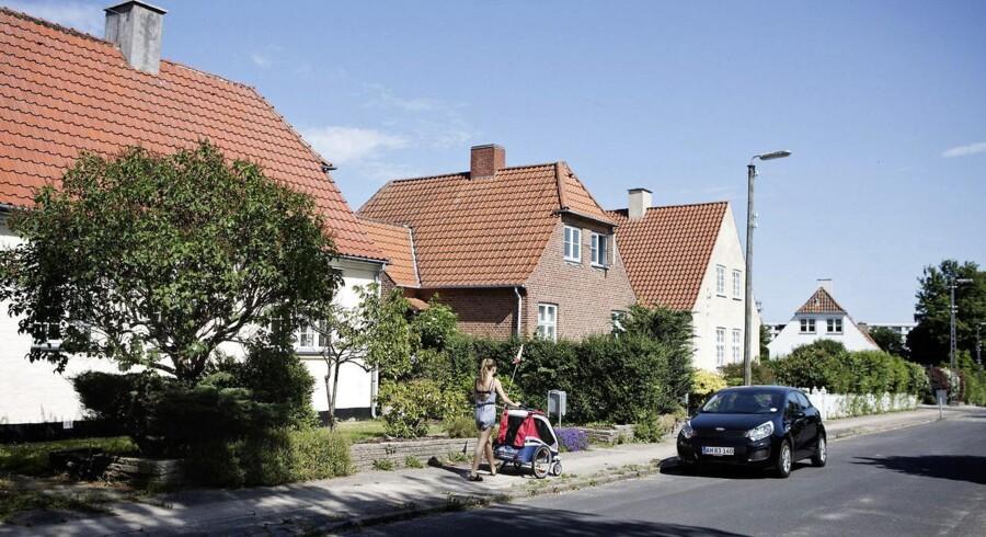 Andelsboligforeningen Grøndalsvænge i Københavns nordvestkvarter er endt i en kamp med Københavns Kommune på grund af en 100 år gammel servitut.