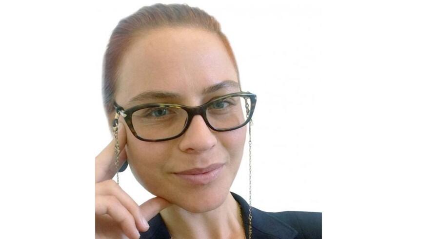 Julie-Astrid Galsgaard, Militærpsykolog ved Forsvarets Veterancenter