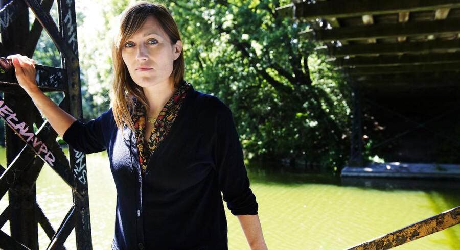Danske Biografers formand, Kim Pedersen, mener, at hans undersøgelse påviser et uheldigt sammenfald mellem støtteafslag til kvindelige instruktører som Christina Rosendahl (billedet) og samme instruktørers politiske kamp for ligestilling.