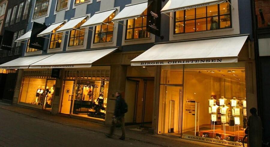 Det er blandt andet ejendommen med Birger Christensens butik på Strøget i København, som ATP har solgt.