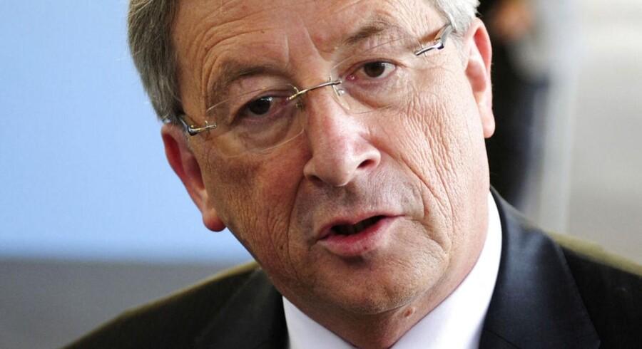 Jean-Claude Juncker er fra Luxembourg.