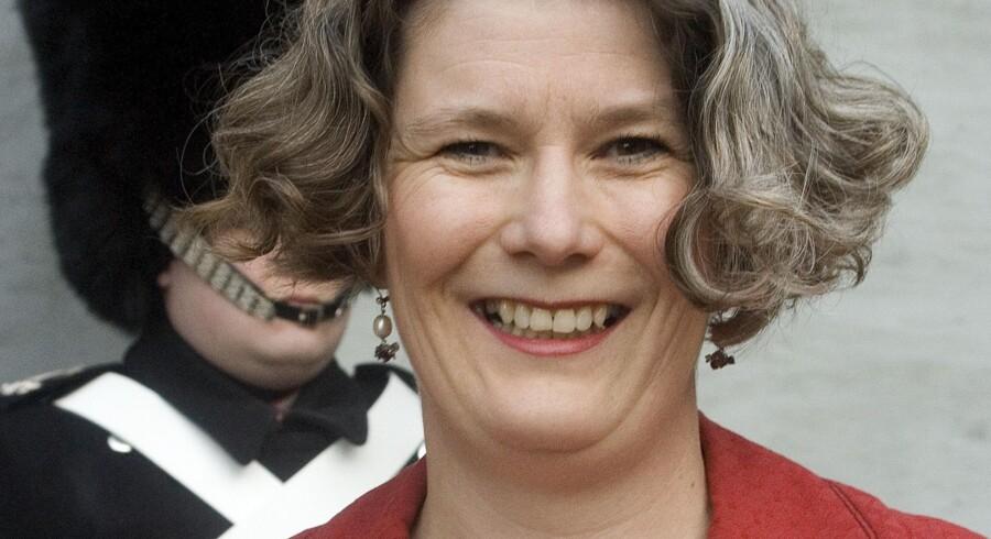 Gitte Bech Lillelund bliver ny forsvarsminister efter Søren Gade.