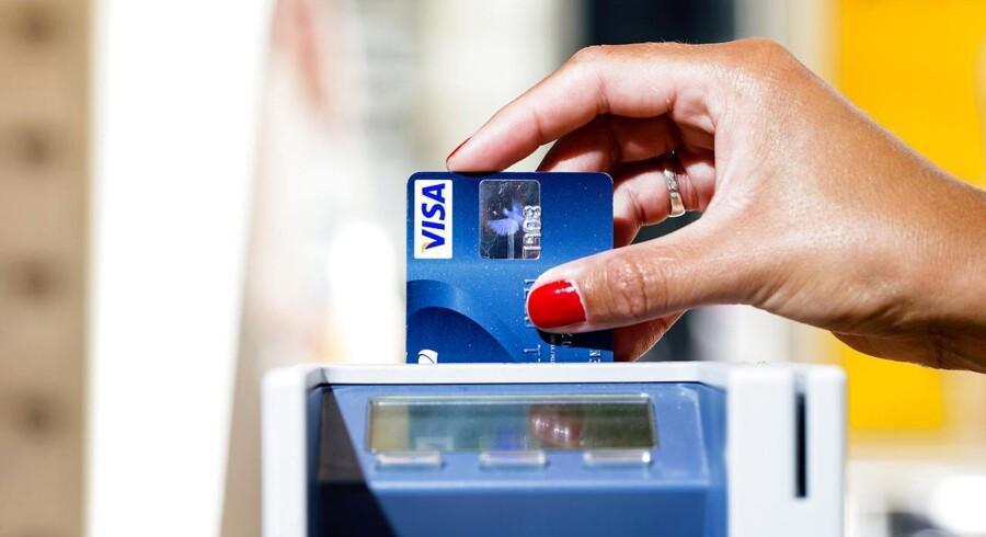 Infrastrukturen for digitale betalinger i Danmark kan komme på udenlandske hænder.