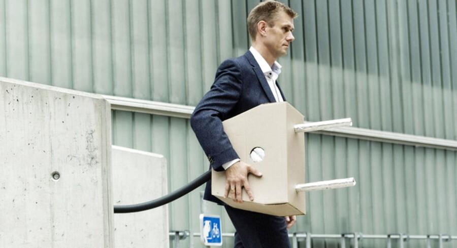 Henrik Lind står bag virksomhederne Lind Invest og Danske Commodities der køber og sælger el