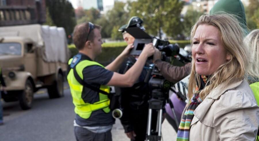"""Anne-Grethe Bjarup Riis instruerer filmen """"Hvidsten Gruppen"""", der bliver produceret af Regner Grasten for Regner Grasten Filmproduktion."""