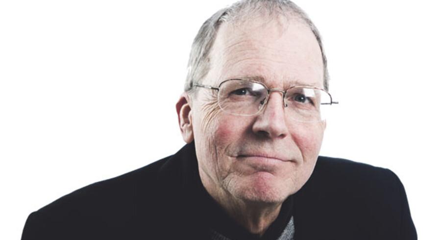 Anker Brink Lund, professor i medieledelse ved CBS