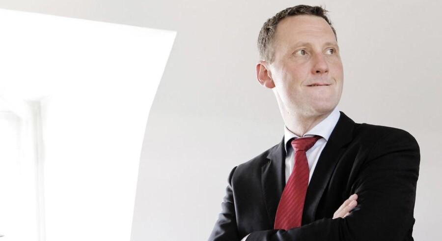 Nick Hækkerup (S) forlader med skuffelse posten som forsvarsminister.