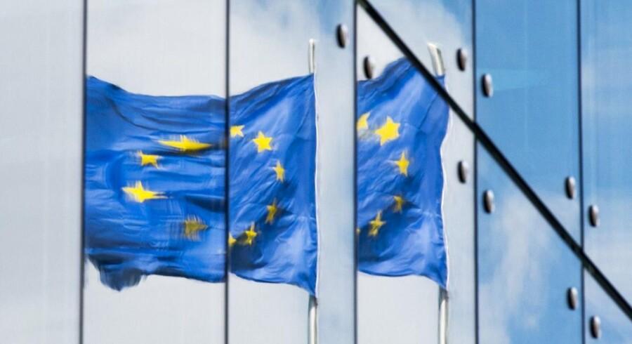 Europas økonomi holder sig på sporet, men udfordringer venter forude.