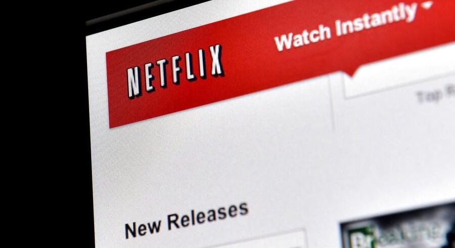 Netflix kommer til Danmark senere i år. I England og Irland har tjenesten på godt syv måneder erobret en mio. brugere.