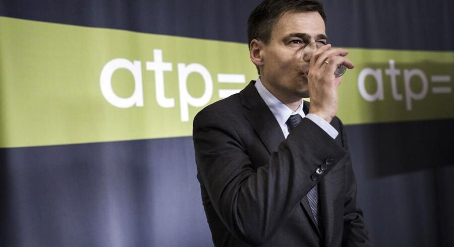 Direktør, ATP, Carsten Stendevad.