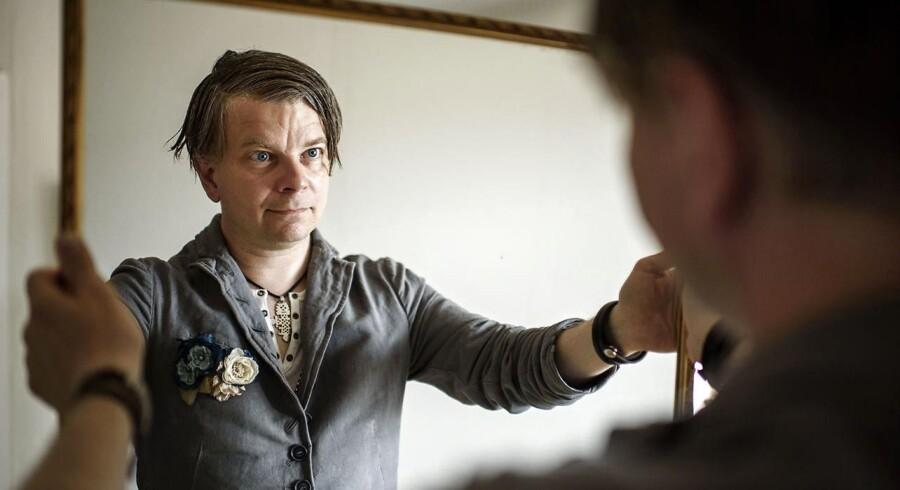 Henrik Marstal feminist, blogger og musiker