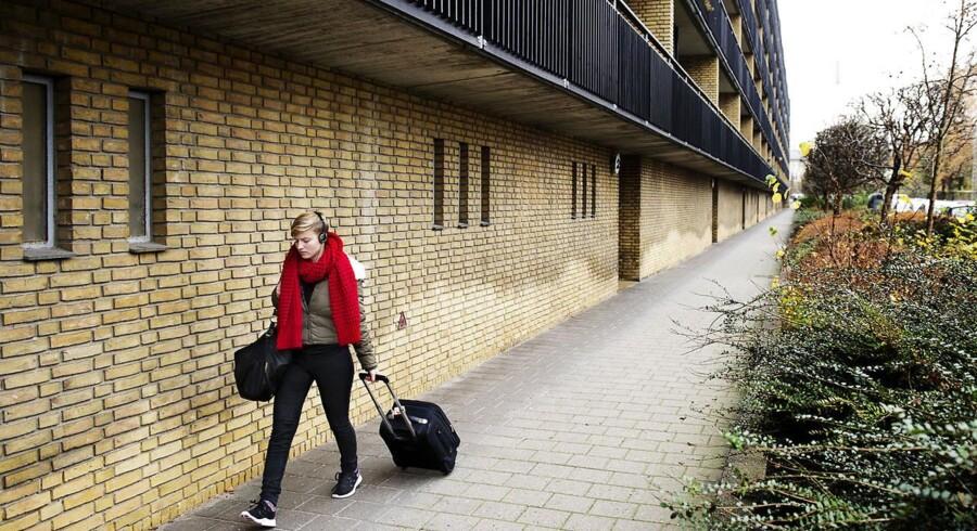 Andelshavere i andelsforeningen Duegården på Frederiksberg risikerer dyrere lån efter konkurs.