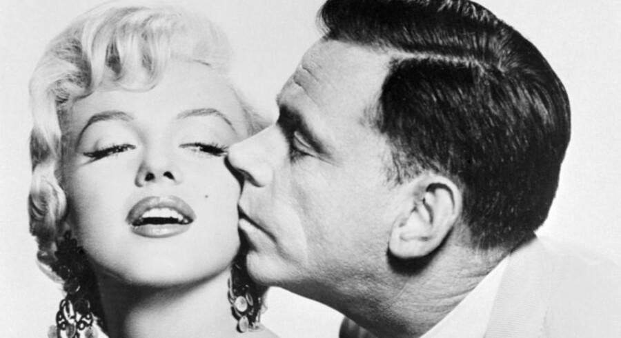 Tom Ewell og Marilyn Monroe