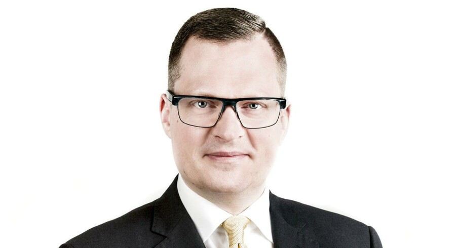 Jesper Beinov, redaktør kultur, debat & navne