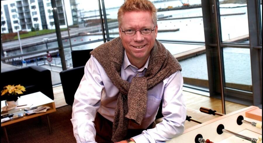 Topchef i Cbrain, Per Tejs Knudsen.