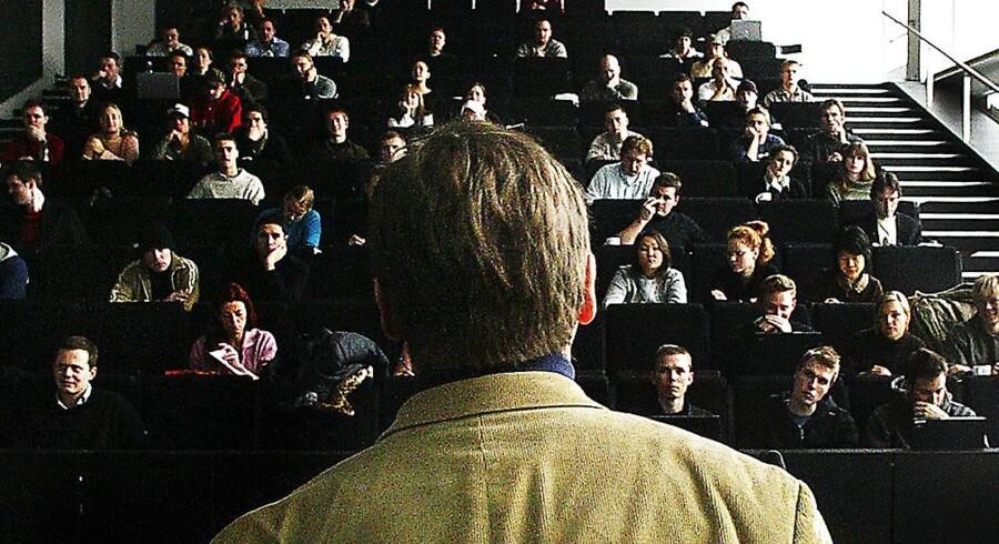 For mange studerende bliver ifølge eksperter i dag uddannet til det offentlige arbejdsmarked.