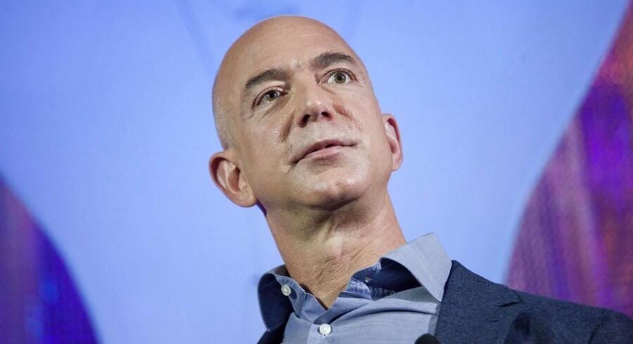 En ny bog tegner et billede af Amazons leder, Jeff Bezos, som mere end almindelig hård.