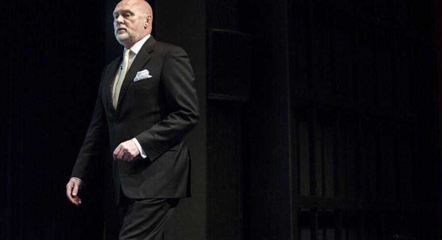 Tidligere topchef i smykkefirmaet Pandora, Allan Leighton.