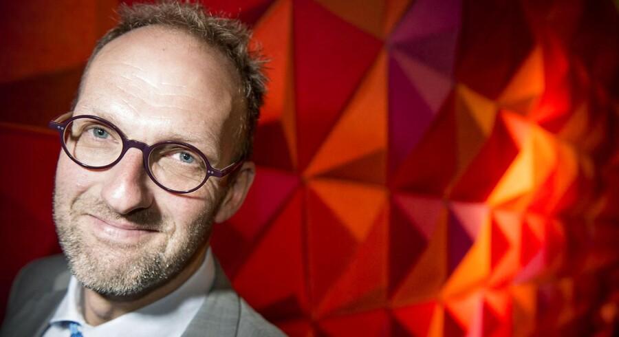 Det er svært ikke at falde på halen over regnskabet, som Lego-chef Jørgen Vig Knudstorp afleverede onsdag formiddag.