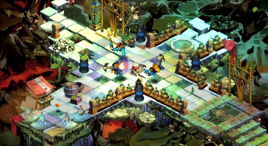 »Bastion« på PS4 er flottere end originaludgaven, men rummer dog ikke mange fornyelser.