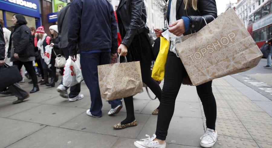 Det er især velhavende skandinaver i London, som Danske Bank gerne vil have fat i.