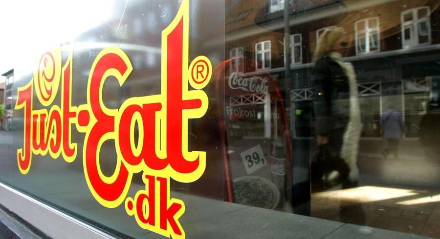 Just-Eat bliver torsdag børsnoteret i London.