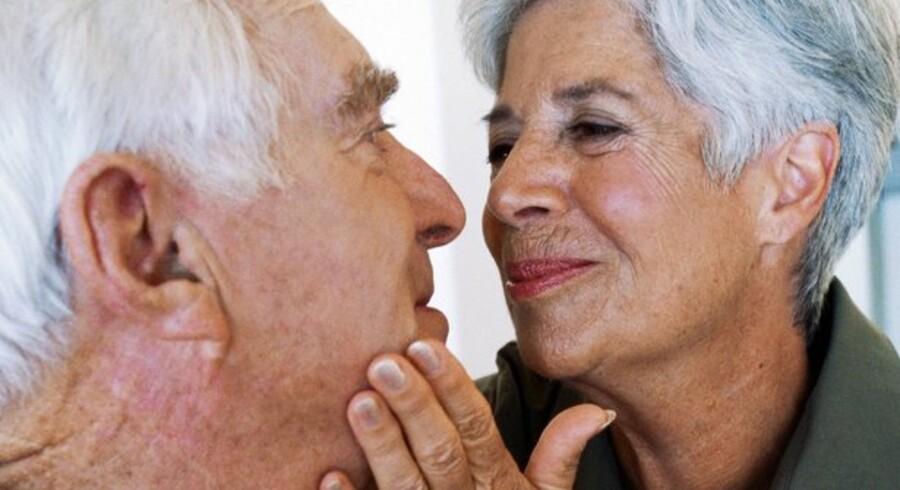 Lægger I penge nok til side til alderdommen? Og fordeler I dem over tilstrækkeligt mange år?