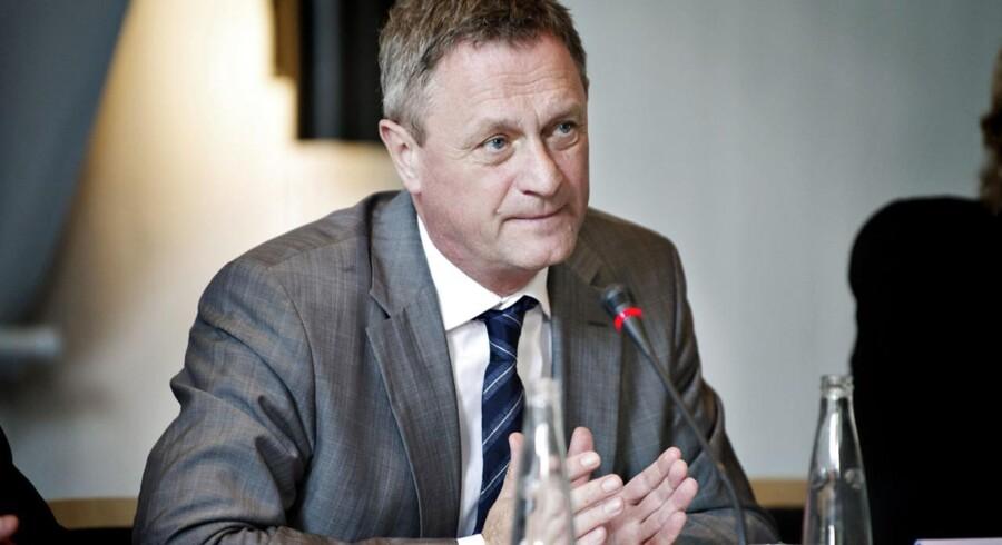 Overvismand Hans Jørgen Whitta-Jacobsen.