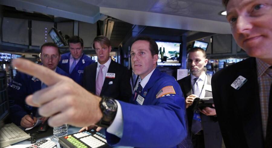 Der kan komme en korrektion nedad inden for kort tid, men januars aktiemarkeder ser lovende ud, skriver AktieUgebrevet.