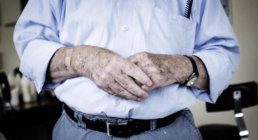Kun 28 procent af danskerne rammer rigtigt, når de gætter på deres pensionsalder.