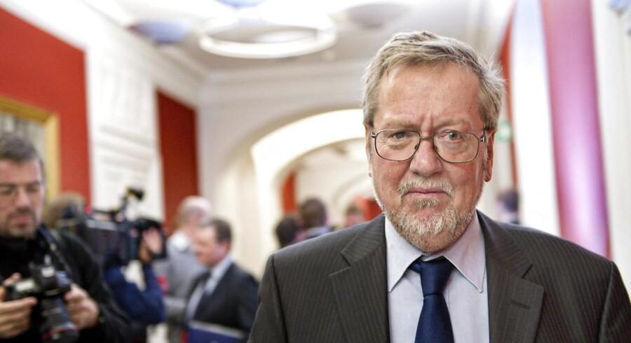Per Stig Møller (K) har prøvet meget i sit mere end 31 år lange liv i dansk politik. Torsdag takker han af.