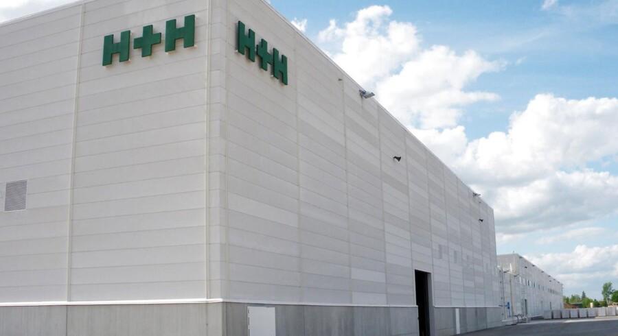 En af verdens største producenter af gasbeton, den tyske virksomhed Xella International, har ikke opgivet at fusionere med sin nærmeste konkurrent, den børsnoterede danske gasbetonproducent H H International.