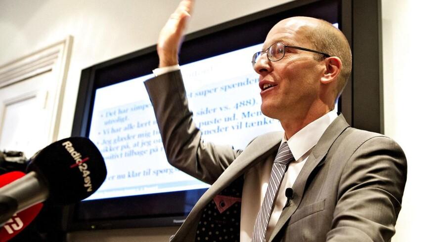 finansprofessor Jesper Rangvid.