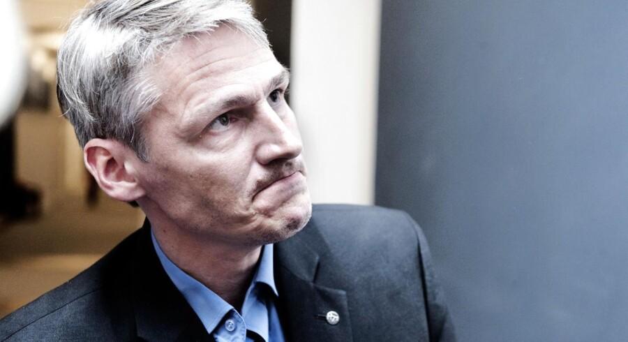Formanden for det Færøske parti Det Republikanske parti Høgni Hoydal.