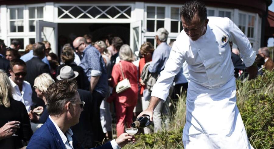Bastilledagen bliver for første gang holdt uden for København. På Strandhotellet i Gammel Skagen blev dagen afholdt tirsdag den 14. juli 2015 med bl.a. den franske ambassadør Francois Zimeray som vært.