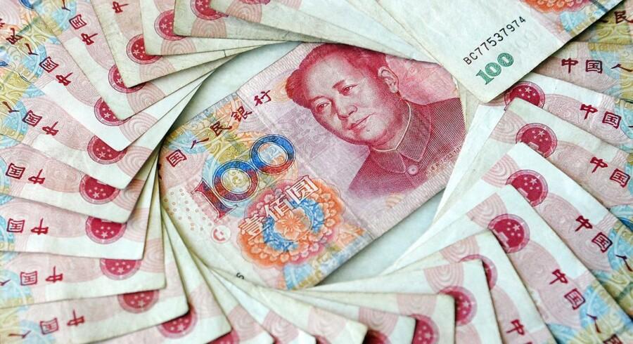 Nye regler i Kina vil tillade skabelsen af private kinesiske banker.