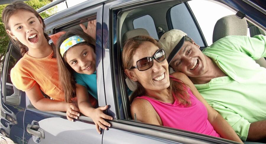 Dansk par vinder pris for at fremstille deres ferier med børnene som sjove og idylliske. Foto: Gosphotodesign, Bigstock