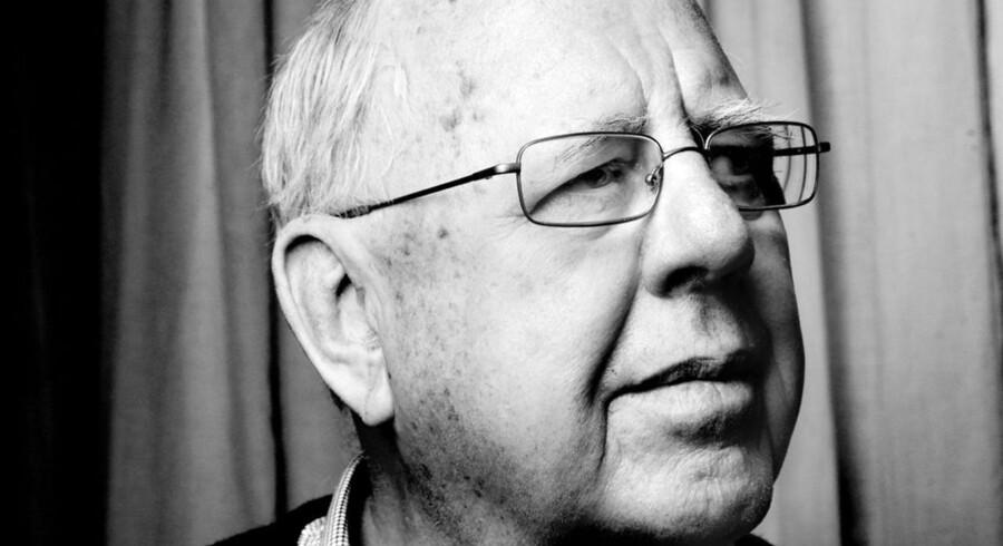 Forfatteren Klaus Rifbjerg er død, 83 år.