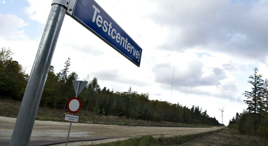 Testcenter Østerild .