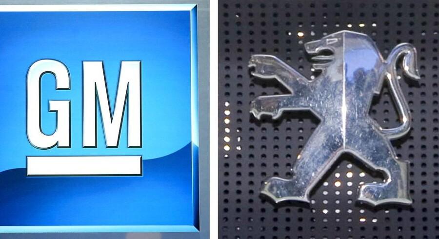 Det er ikke mere end et år siden, at GM Motors købte syv pct. af aktierne i Peugeot. Nu dropper bilproducenten samarbejdet.