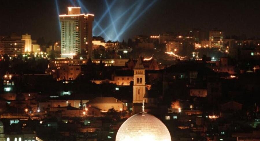 Den israelske præsident har mobiliseret stærke kræfter for at få sat gang i hjernevirksomhederne.