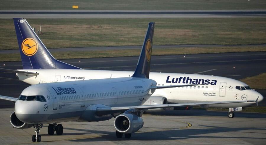 Det vil nu koste Lufthansa-passagerer ekstra at rejse til USA på udvalgte datoer i højsæsonen.