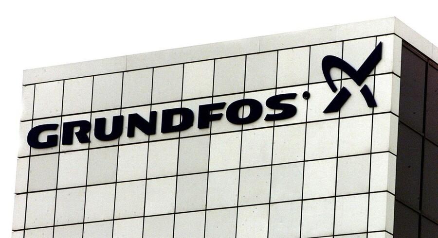 Tirsdagens fyringsrunde hos Grundfos, som koster godt 400 ud af pumpekoncernens 19.600 medarbejdere jobbet, kommer ikke som den store overraskelse.