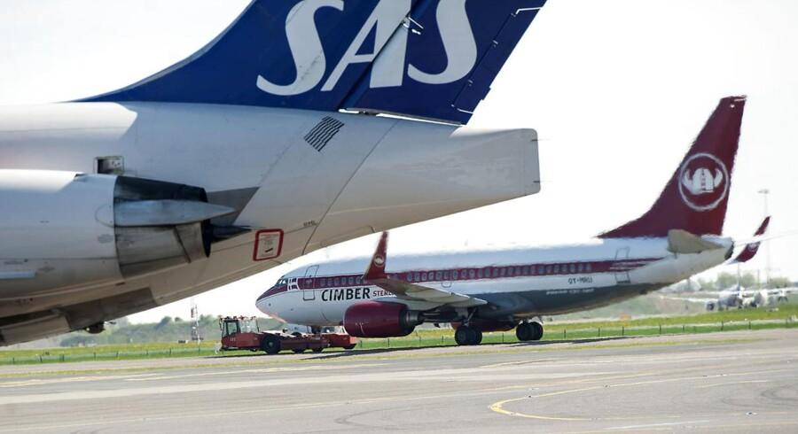 SAS køber Cimber for at blive mere koncurrancedygtige