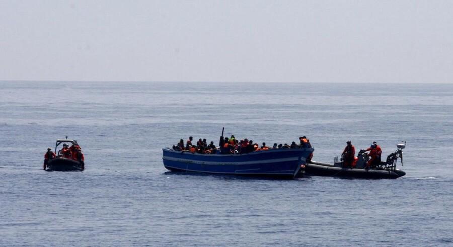 EU-landene vil nu forsøge at fordele flygtningene mere ligeligt imellem sig.