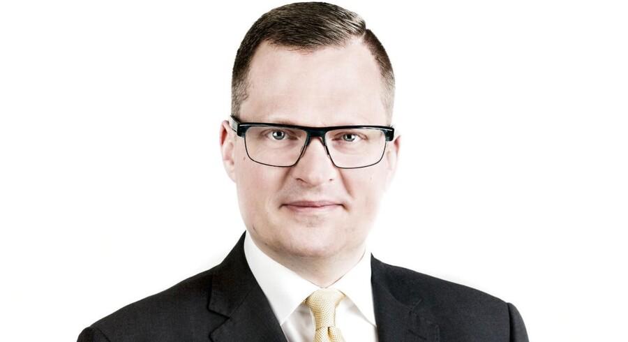 Jesper Beinov.