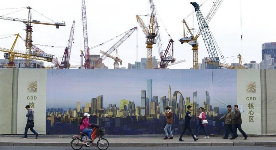 Byggeri i Beijing