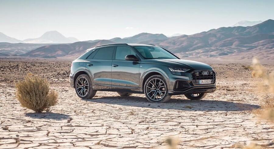 Allerede inden Audis SUV-flagskib Q8 kommer på markedet, er der tegn på, at en stærkere SQ8 er på vej