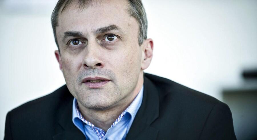 Formand for KLs løn og personaleudvalg, Michael Ziegler, forudser smalle rammer for de offentlige overenskomstforhandlinger i 2015