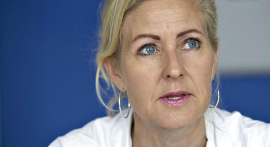 Marlene Wind, professor ved Københavns Universitet, blev selv centrum i den politiske debat, da hun udtale sig om grænsekontrol og Schengen-reglerne.